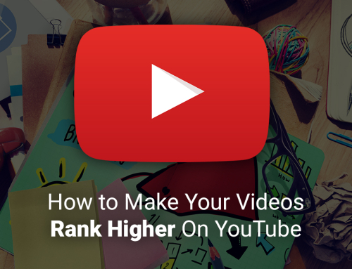 How can you make your videos rank better on YouTube?
