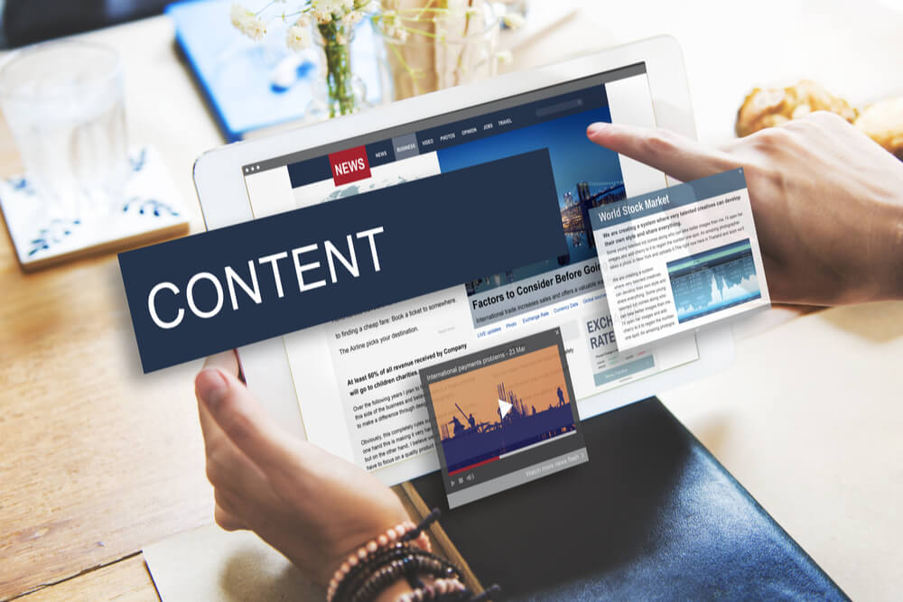 Ultimate Types of Content Marketing for Marketing Strategy